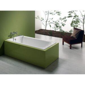 Classic badkar för inbyggnad