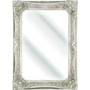 Bayswater spegel elfenbensvit