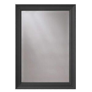 Edgeware spegel svart onyx