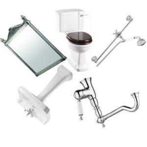 Produktserier duschar
