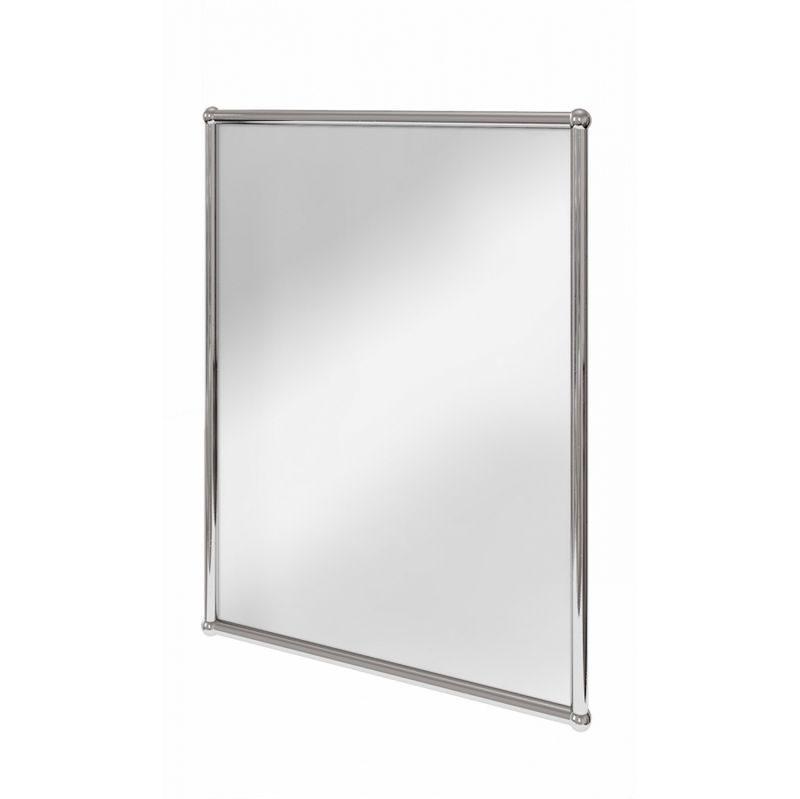 Burlington spegel med kantig ram