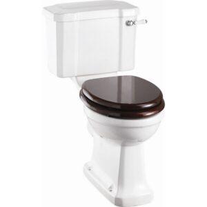 Burlington golvstående toalett