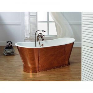 Eiffel fristående badkar