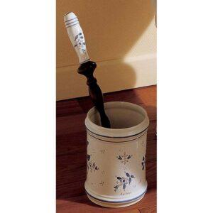 Charleston toalettborste med hållare 13.04 – 13.13