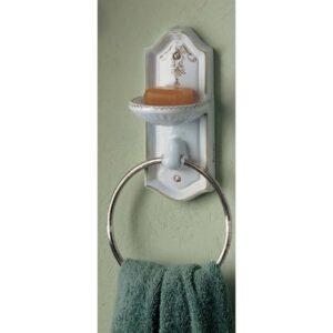 Sophie tvålkopp och handduksring 11.22