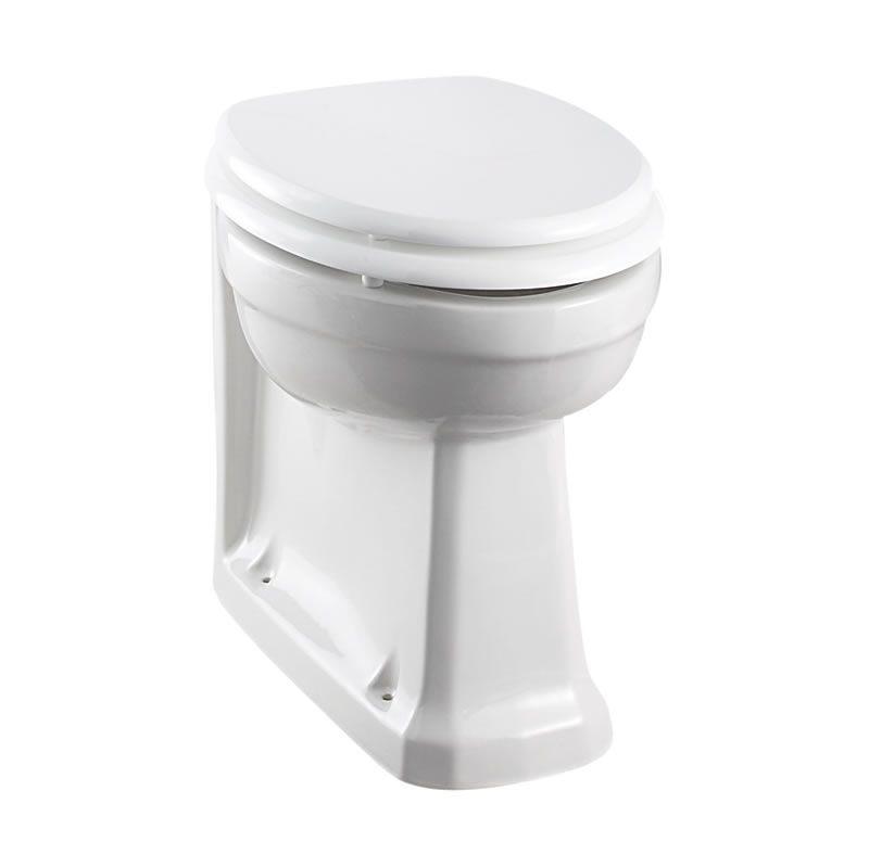 Burlington back-to-wall toalett normal sitthöjd P14