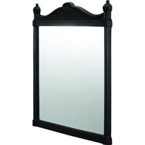 Georgian spegel svart, BUR-T47BLA