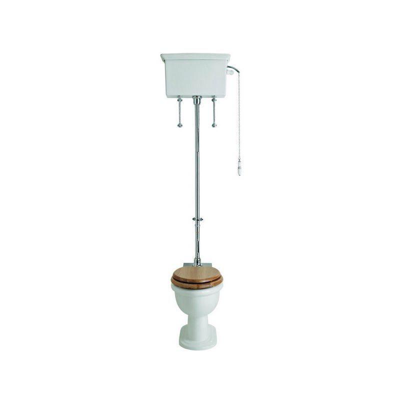 New Victoria högspolande toalett, PVEWHL