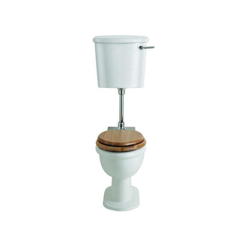 New Victoria lågspolande toalett, PVEWLL