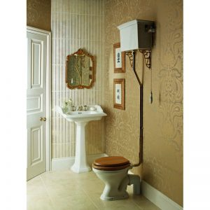 Dorchester miljöbild, HL & tvättställ 63 cm