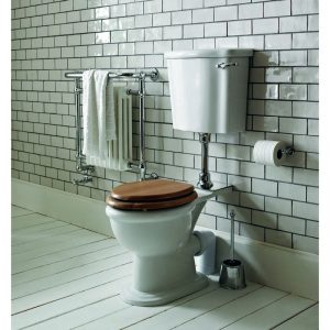 New Victoria lågspolande toalett