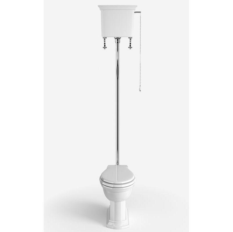 Blenheim högspolande toalett, PHPWHL