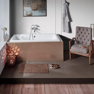 Moritz badkar för inbyggnad