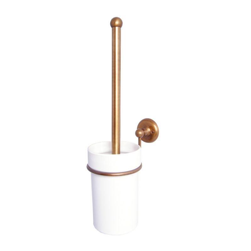 Haga toalettborste, brons