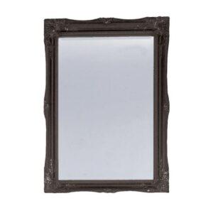Balham spegel svart onyx
