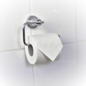 Heritage toalettpapperhållare enkel