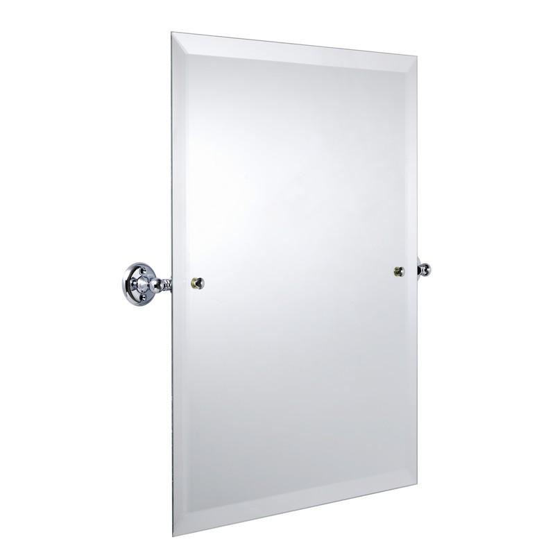 spegel med fasad kant