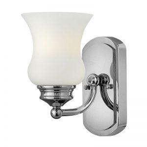 Amber badrumslampa