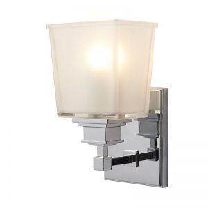 Ashbourne badrumslampa, en ljuskälla