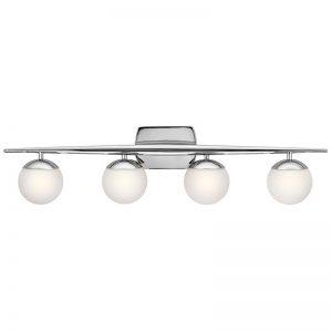 Baysdale badrumslampa, fyra ljuskällor