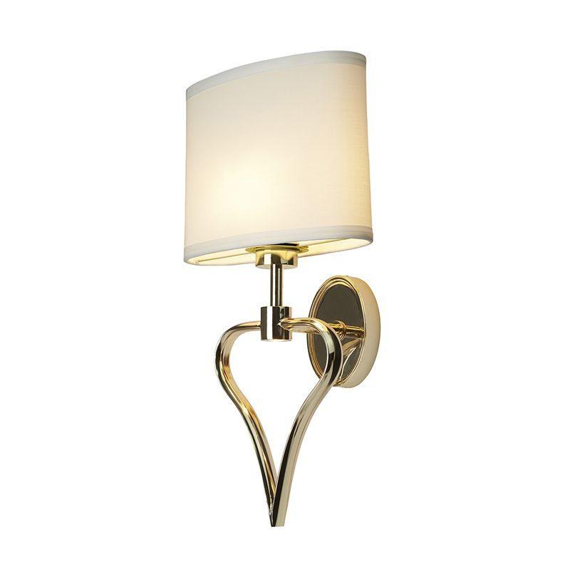 Lovat badrumslampa