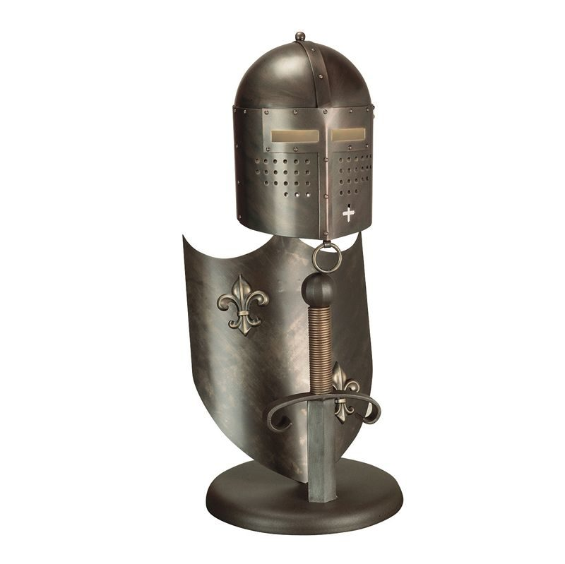Crusader bordslampa