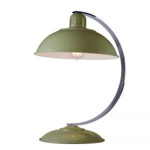 Franklin bordslampa i fyra färger