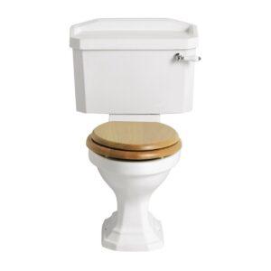 Granley golvstående toalett