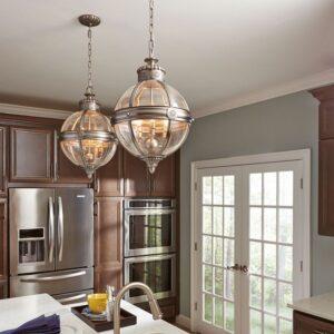 Kökslampor och lampor till matbord
