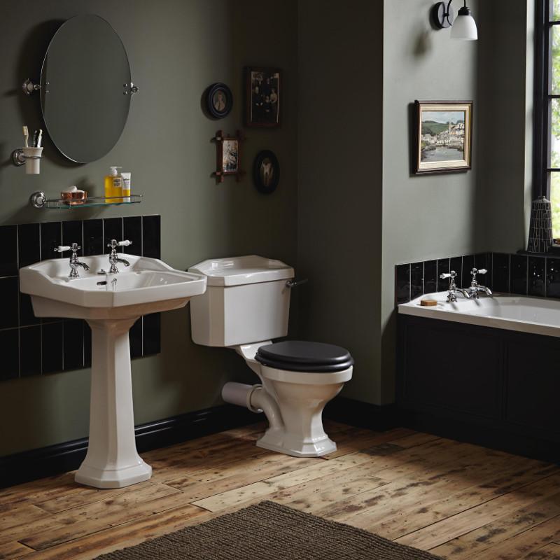 Granley klassiskt badrumsporslin