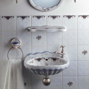 Herbeau Valse tvättställ och tillbehör
