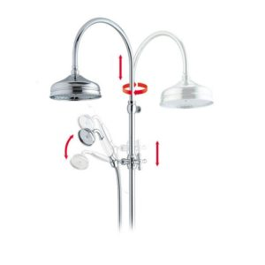 Maxima Classic Low duschset 29027
