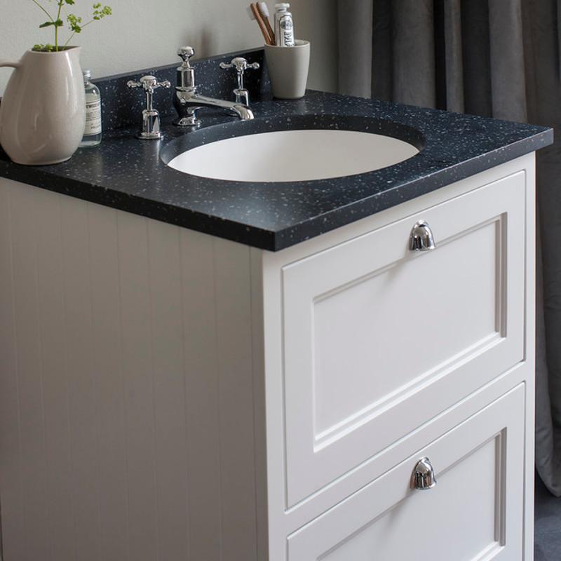 FF9W med svart granit