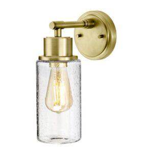 Alice badrumslampa brons, en ljuskälla