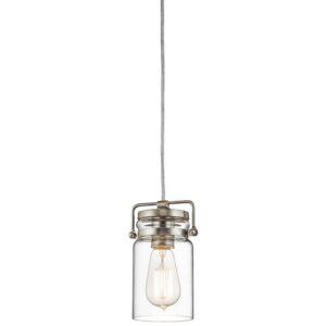 Brinley taklampa med en ljuskälla