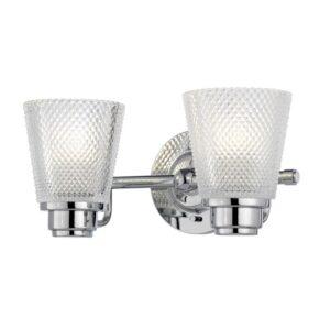 Ash badrumslampa, två ljuskällor