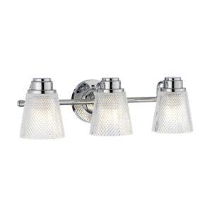 Ash badrumslampa, tre ljuskällor