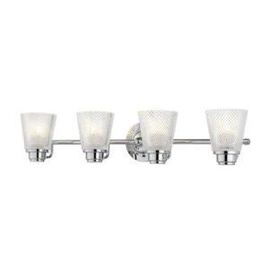 Ash badrumslampa, fyra ljuskällor